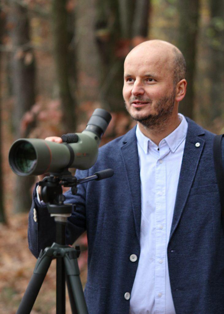 Marcin Polak portret