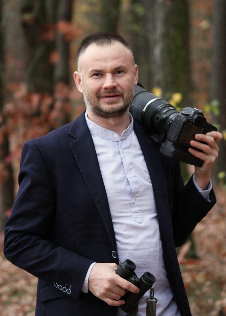 Marek Kołodziejczyk portret