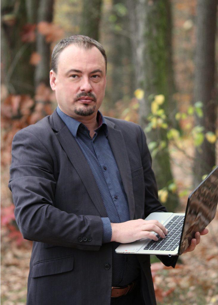 Michał Stepuch portret